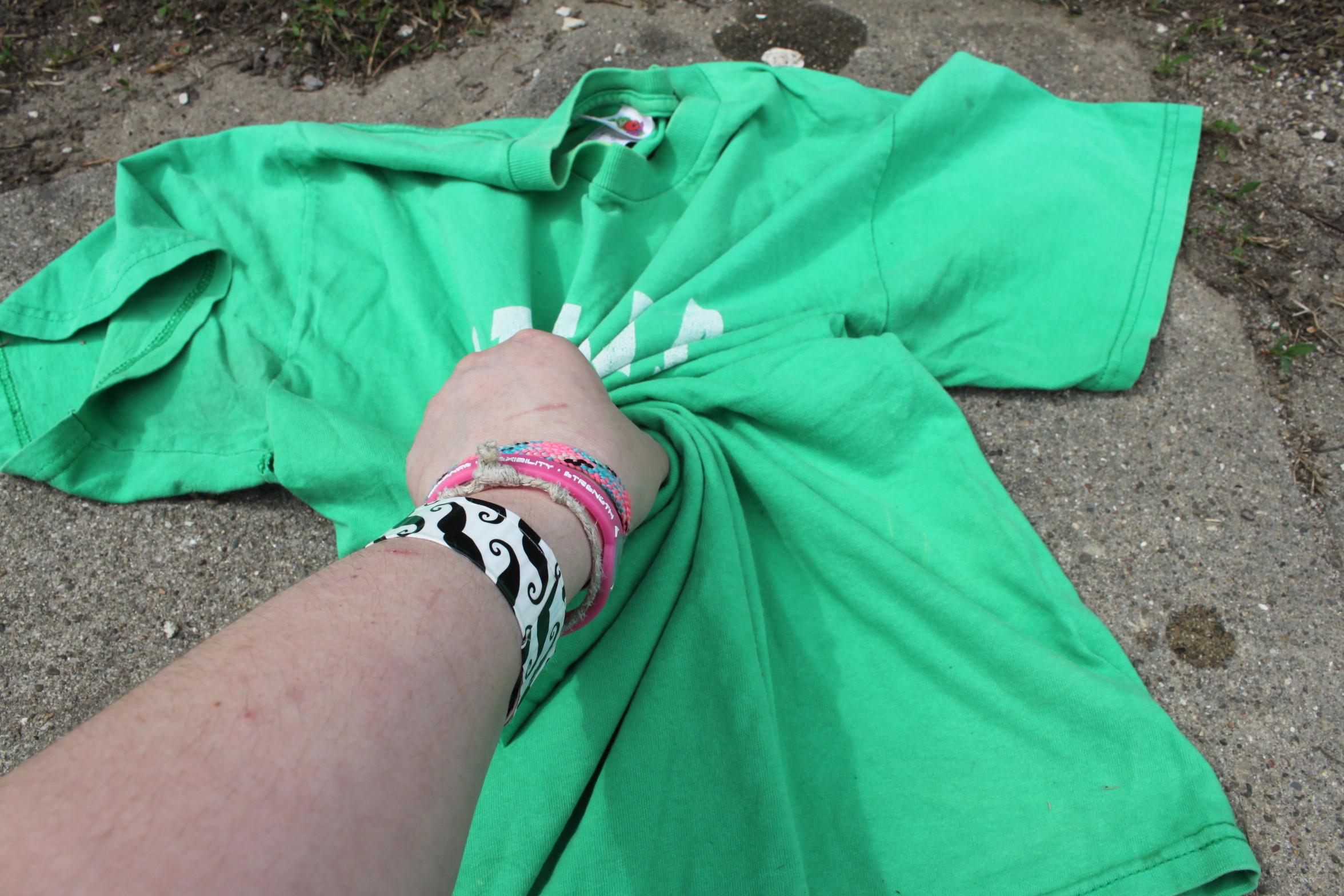 Tie Dye With Bleach Girl Gone Hippie